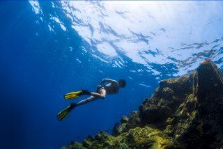 Pepez snorkel-rocas-Tenerife